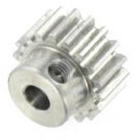 reely Motorrondsel Soort module: 0.6 Boordiameter: 3.2 mm Aantal tanden: 18
