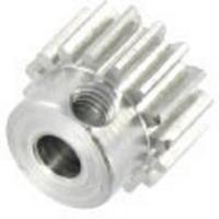 reely Motorrondsel Soort module: 0.6 Boordiameter: 3.2 mm Aantal tanden: 16