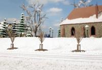 auhagen 70951 Set bomen Loofboom 23 tot 42 mm 10 stuk(s)