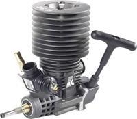 Force Engine nitromotor 32 Black Series vermogen 3 pk / 2.21 kW cilinderinhoud uitlaatpoort Achterkant