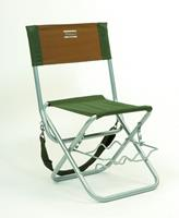 False Shakespeare Folding Chair With Rod Rest