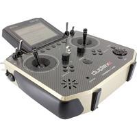 jeti DS-16 II Geel RC handzender 2,4 GHz Aantal kanalen: 24
