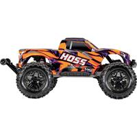 traxxas 90076-4ORNG HOSS Monster-Truck brushless 1:10 RTR TSM SR VXL-3S - Orange RC auto