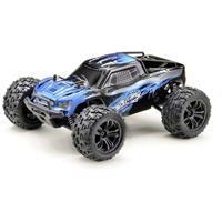 Absima Truck Racing Zwart/blauw 1:14 RC auto Elektro Monstertruck 4WD RTR 2,4 GHz