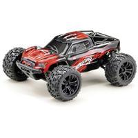 Absima Truck Racing Zwart/rood 1:14 RC auto Elektro Monstertruck 4WD RTR 2,4 GHz