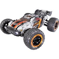 Reely Jovage 4x4 Oranje, Wit Brushed 1:16 RC modelauto voor beginners Elektro Truggy 4WD RTR 2,4 GHz Incl. accu en lader