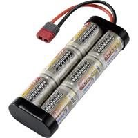 Conrad energy NiMH accupack 7.2 V 2000 mAh Aantal cellen: 6 Stick T-stekkersysteem