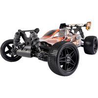 Carson Modellsport X10 Dirt Warrior Sport 2.0 1:10 RC auto Elektro Buggy 4WD 100% RTR 2,4 GHz