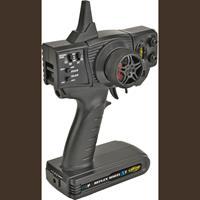 Carson Modellsport FS Reflex X1 2-Kanal 2.4G Color Box RC pistoolzender 2,4 GHz Aantal kanalen: 2 Incl. ontvanger
