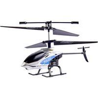 Carson Modellsport Police Tyrann 230 Gyro RC helikopter voor beginners RTF
