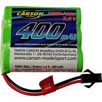 Carson Modellsport NiMH accupack 3.6 V 400 mAh JST
