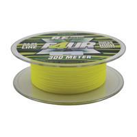 Roy Fishers X4 Braid - Yellow - 0.15mm - 9.45kg - 300m
