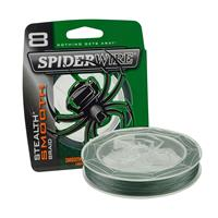 Spiderwire Stealth Smooth 8 - Moss Green - 5.4kg - 0.05mm - 150m