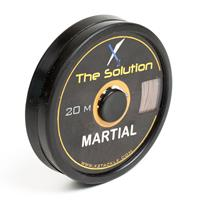 X2 Onderlijnmateriaal Martial Skin - Muddy Brown - 15lb