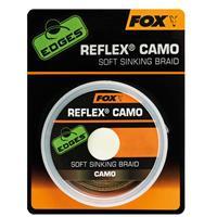 FOX Edges Reflex Soft Sinking Braid - Onderlijnmateriaal - Camouflage - 20lb