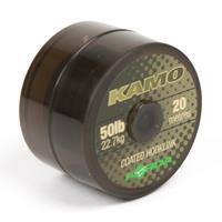 Korda Kamo Coated Hooklink - 80lb
