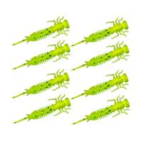 Senshu Nymph Crawler - Chartreuse - 5cm - 8 Stuks