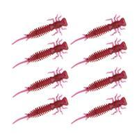 Senshu Nymph Crawler - Chameleon - 5cm - 8 Stuks