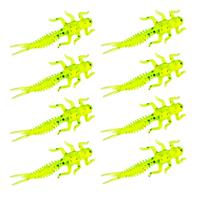 Senshu May Fly - Chartreuse - 5cm - 8 Stuks
