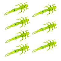 Senshu Big May Fly - Chartreuse - 6cm - 1.5g - 7 Stuks