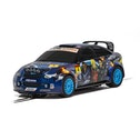 Team Rally Space 1:32 Scalextric Super Resistant Car