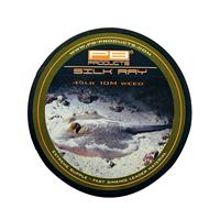 PB Products Silk Ray Leadermateriaal - Weed - 45lb