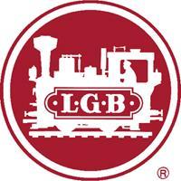 LGB 53008 G Restauratiewagon figuren figuren 4 stuks