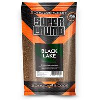 Sonubaits Groundbait - Super Crumb Black Lake - Lokvoer - 1kg