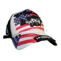Hotspot Design Cap - American Bass - Black