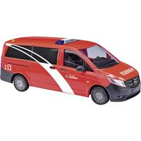 Busch 51186 H0 Mercedes Benz Vito brandweer Berlijn