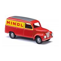 Busch 8674 H0 Framo V901/2 bestelwagen Minol