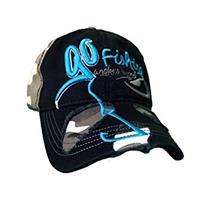 Hotspot Design Cap - Go Fishing - Black