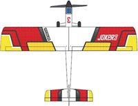 Pichler C9921 RC motorvliegtuig 1550 mm