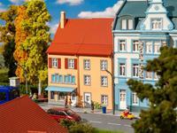 Faller 130711 H0 Reliefhuizen kleine stad 2 stuks