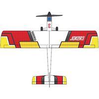 Pichler C9922 RC motorvliegtuig 1550 mm