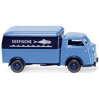 """Wiking 033506 H0 Tempo Matador bestelwagen """"zeevissen"""""""