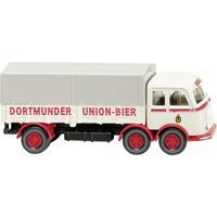"""Wiking 042903 H0 Mercedes Benz LP 333 pick-up vrachtwagen """"Dortmund Union"""""""