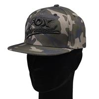 FOX Camouflage College Snap Back - Pet