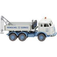 """Wiking 063408 H0 Henschel Sleepwagen """"Henschel Service"""""""