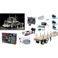 331056336 US King H Black Edition 1:14 Elektro RC truck Voordeelset Exclusieve set