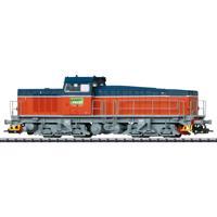 TRIX H0 25945 H0 zware diesellocomotief T44 van de Green Cargo