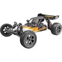Reely Buzz 2.0 Brushed 1:10 RC modelauto voor beginners Elektro Rallywagen 100% RTR 2,4 GHz Incl. accu en laadkabel