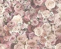 ascreation AS Creation AS Creation Urban Flowers behang 32722-2
