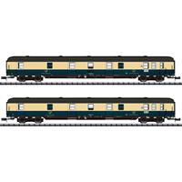 """MiniTrix T18201 Wagen-set """"Deutsche Bundespost"""""""