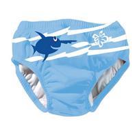 UV-Zwemkleding Baby-Badeslip blau S