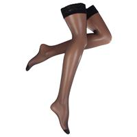 Oroblu Bas Chic Up Panty, 15 denier lycra, kleur Black (zwart)