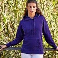 Lady-Fit Light Hooded Sweat
