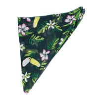 Fiftiesstore Tropical Bird Bandana