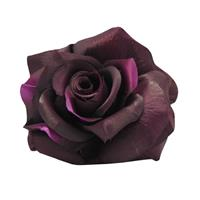 Fiftiesstore Luxurious Hair Rose Purple