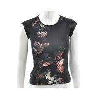 Australian Singlet - Bloemenprint Shirt